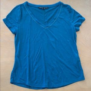 WHBM teal T-shirt